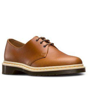 Dr. Martens 1461 Analine Lace Up Unisex Shoe Oak